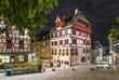 ������, ������: Albrecht Durer House in Nuremberg Germany