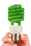 Concept Eco light bulb