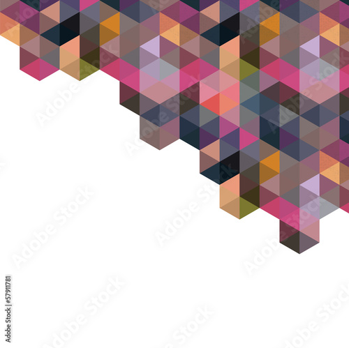 Triangle Background, Pattern, Texture