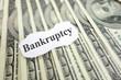 Bankruptcy headline
