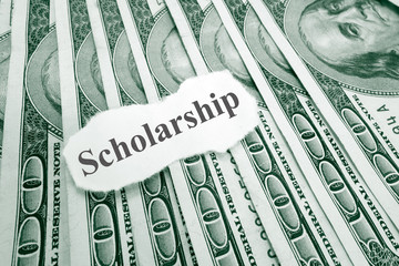 Scholarship money