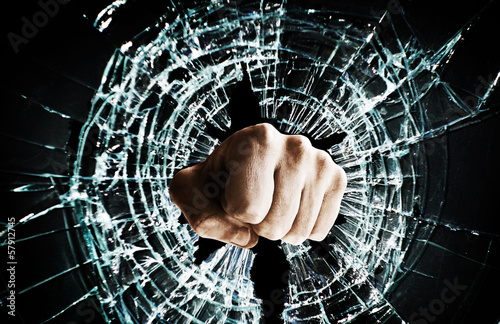 broken window fist