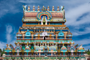 Sri Ranganathaswamy Temple. India