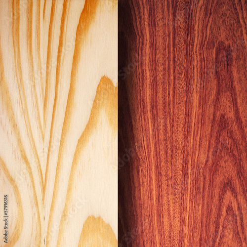Woodgrain samples
