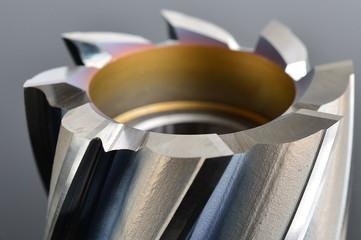 Walzenstirnfräser für Metallbearbeitung