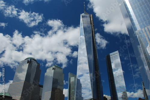 One World Trade Center, NYC