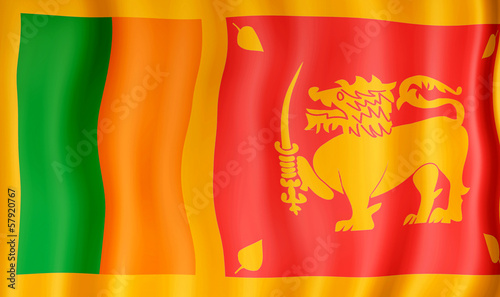 National Flag of Sri Lanka