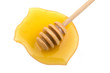 spoon of honey is in honey