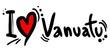 Vanuatu love