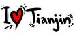 Tianjin love