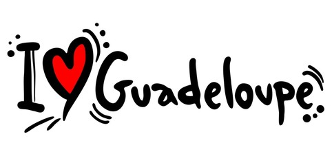 Guadeloupe love