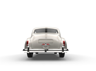 Elegant Vintage Car
