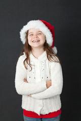 Cute Christmas Girl