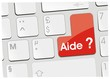 clavier aide