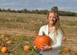 Pumpkin teenager