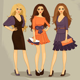 fashion girl