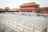Hall of Enhanced Righteousness (Hongyi Pavilion), Forbidden City poster