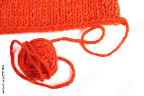 Wool yarn and knitted textile - 57928108