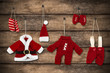 Santa Claus clothes