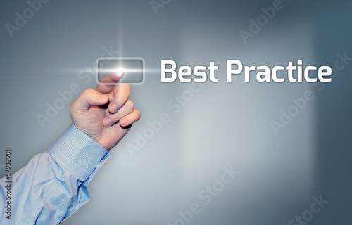 "Virtual Touchscreen ""Best Practice"""