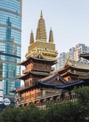 Jing'an Temple, Shanghai