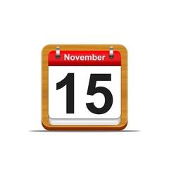 November 15.