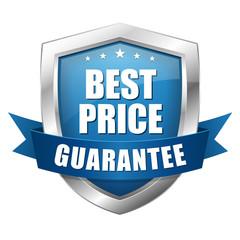 Blue metallic best price shield