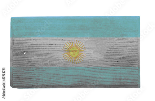 Argentinian cutting board