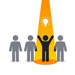 New idea - pictogram people