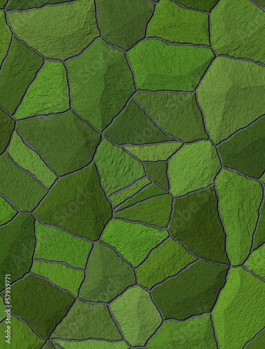 Sidewalk blocks seamless abstract background