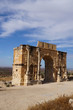 Arch of Caracalla in Volubilis