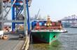 Container Terminal, Hamburger Hafen.