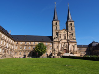 St. Michael's Abbey - Bamberg, Germany
