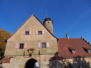Altenburg Castle in Bamberg, Germany