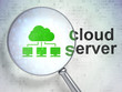 Cloud networking concept: Cloud Network and Cloud Server
