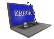 Computer Error - 3D