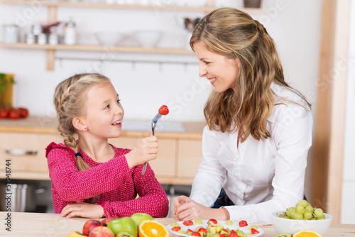 probier mal erdbeeren