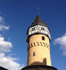 Spätgotischer Wehrturm