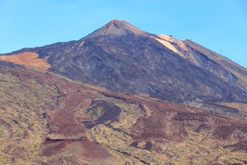 Tenerife volcano - Mount Teide