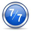 7 per 7 icon