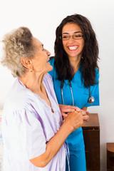 Caring Nurses