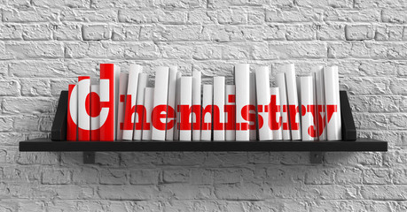 Chemistry. Education Concept.
