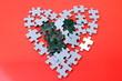 cuore puzzle