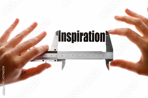 Measuring inspiration