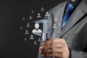 Employee merit success growth