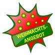Weihnachten Angebot Stern  #131104-svg03