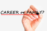 Career versus family