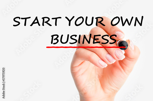 Start own business