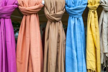 Series of pashmina wool