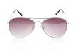 Sunglasses isolated on white, clipping path